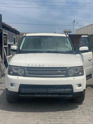 Land Rover Range Rover Sport 2010 White | Cars for sale in Lagos State, Lekki
