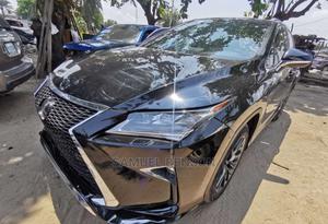 Lexus RX 2017 350 F Sport AWD Black | Cars for sale in Lagos State, Amuwo-Odofin