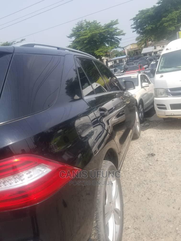 Mercedes-Benz M Class 2012 Black | Cars for sale in Ajah, Lagos State, Nigeria