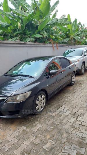 Honda Civic 2009 Blue   Cars for sale in Lagos State, Ajah