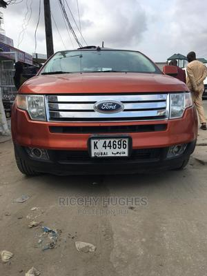 Ford Edge 2008 Orange | Cars for sale in Lagos State, Ajah