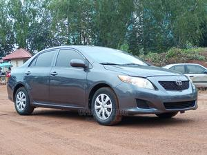 Toyota Corolla 2009 Gray | Cars for sale in Abuja (FCT) State, Central Business District
