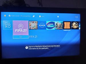 Neatly Used Playstation 4 (Hacked) Loaded With Games   Video Game Consoles for sale in Abuja (FCT) State, Lugbe District