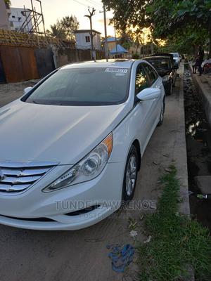 Hyundai Sonata 2012 White | Cars for sale in Lagos State, Ikoyi