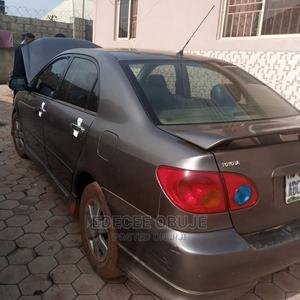 Toyota Corolla 2004 Sedan Automatic Gray | Cars for sale in Abuja (FCT) State, Mararaba