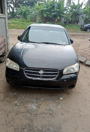 Nissan Maxima 2000 Black | Cars for sale in Lagos State, Badagry