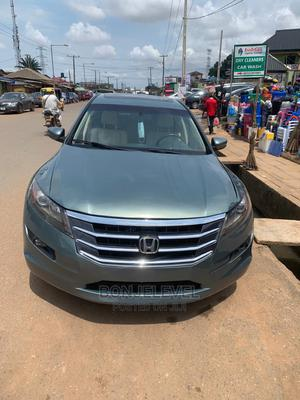 Honda Accord Crosstour 2012 EX Green   Cars for sale in Lagos State, Alimosho