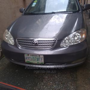 Toyota Corolla 2005 LE Gray   Cars for sale in Lagos State, Surulere