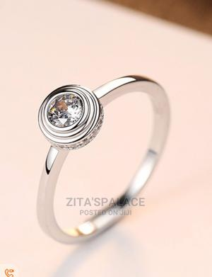 Pure Sterling Silver Engagement Ring   Wedding Wear & Accessories for sale in Lagos State, Alimosho