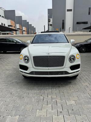 Bentley Bentayga 2018 W12 Signature AWD White | Cars for sale in Lagos State, Lekki