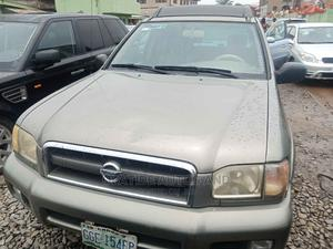 Nissan Pathfinder 2003 SE AWD SUV (3.5L 6cyl 4A) Gold | Cars for sale in Lagos State, Agege