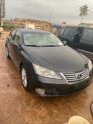 Lexus ES 2010 350 Gray | Cars for sale in Ogun State, Sagamu