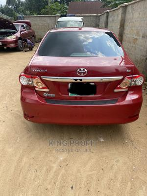 Toyota Corolla 2010 Red | Cars for sale in Akwa Ibom State, Uyo