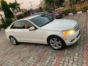 Mercedes-Benz C300 2011 White | Cars for sale in Lagos State, Alimosho