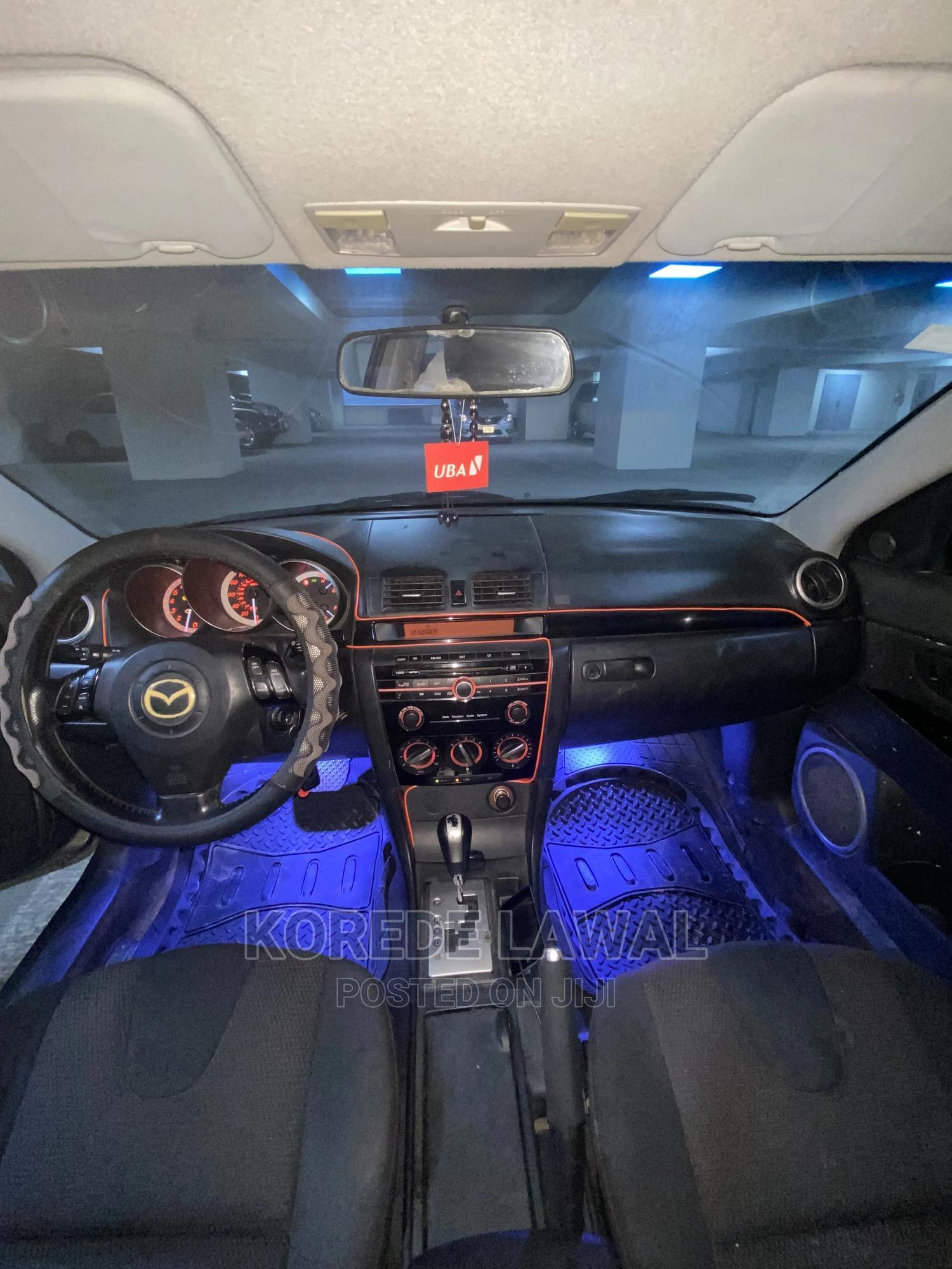Mazda 3 2009 1.6 Sport Exclusive Gray   Cars for sale in Lagos Island (Eko), Lagos State, Nigeria