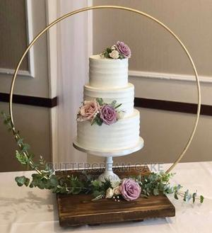 Delicious Wedding Cakes, Naked Cakes, Birthday Cakes. | Meals & Drinks for sale in Lagos State, Ikotun/Igando