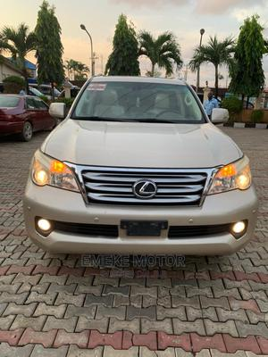 Lexus GX 2012 460 Gold | Cars for sale in Lagos State, Alimosho