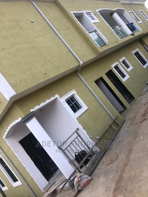 Furnished 3bdrm Block of Flats in Olorunsogo Estate, Erunwe for Rent | Houses & Apartments For Rent for sale in Ikorodu, Erunwe