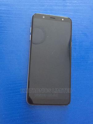 Samsung Galaxy A6 Plus 32 GB Gray   Mobile Phones for sale in Lagos State, Ikeja