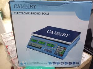 Camry Electronic Pricing Digital Scale 40kg. | Kitchen Appliances for sale in Lagos State, Ojo