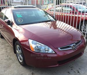 Honda Accord 2002 Red | Cars for sale in Katsina State, Zango