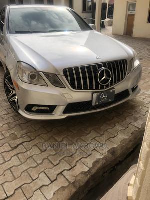 Mercedes-Benz E350 2010 Silver | Cars for sale in Abuja (FCT) State, Gudu