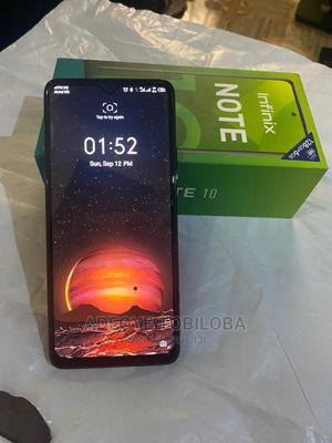 Infinix Note 10 128 GB Green | Mobile Phones for sale in Lagos State, Isolo