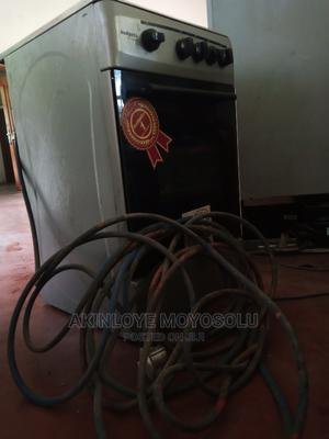 Budgeto 4-Burner Gas Cooker+Oven | Kitchen Appliances for sale in Oyo State, Ibadan