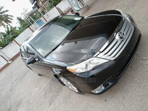 Toyota Avalon 2011 Black | Cars for sale in Lagos State, Abule Egba