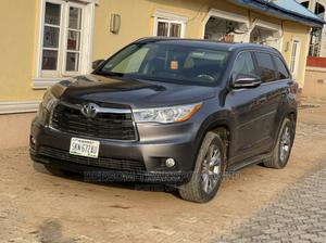 Toyota Highlander 2014 Gray   Cars for sale in Abuja (FCT) State, Gwarinpa