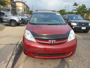 Toyota Sienna 2008 CE AWD Red | Cars for sale in Lagos State, Ifako-Ijaiye