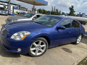 Nissan Maxima 2005 SE Blue | Cars for sale in Lagos State, Ikotun/Igando