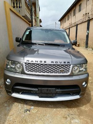 Land Rover Range Rover Sport 2012 Gray | Cars for sale in Lagos State, Isolo