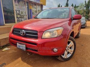 Toyota RAV4 2007 Sport Red | Cars for sale in Lagos State, Ipaja