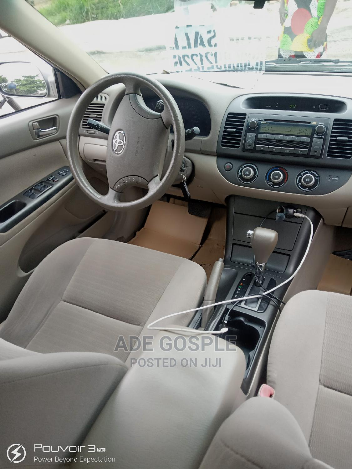 Toyota Camry 2006 Silver   Cars for sale in Obio-Akpor, Rivers State, Nigeria