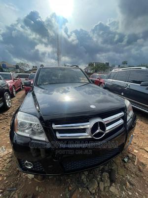 Mercedes-Benz GLK-Class 2011 350 Black | Cars for sale in Edo State, Benin City