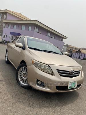 Toyota Corolla 2009 Gold | Cars for sale in Oyo State, Ibadan