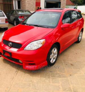 Toyota Matrix 2001 Red   Cars for sale in Katsina State, Zango