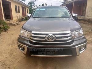 Toyota Hilux 2017 SR5 4x4 Gray   Cars for sale in Ogun State, Ogun Waterside