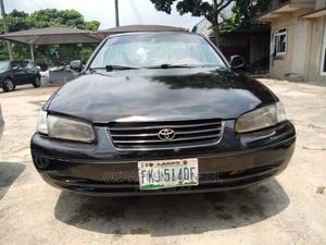 Toyota Camry 1999 Automatic Black   Cars for sale in Rivers State, Obio-Akpor
