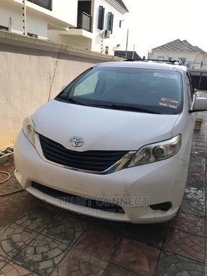 Toyota Sienna 2011 LE 7 Passenger Mobility White | Cars for sale in Lagos State, Ajah