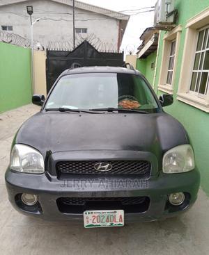 Hyundai Santa Fe 2005 Black | Cars for sale in Lagos State, Abule Egba