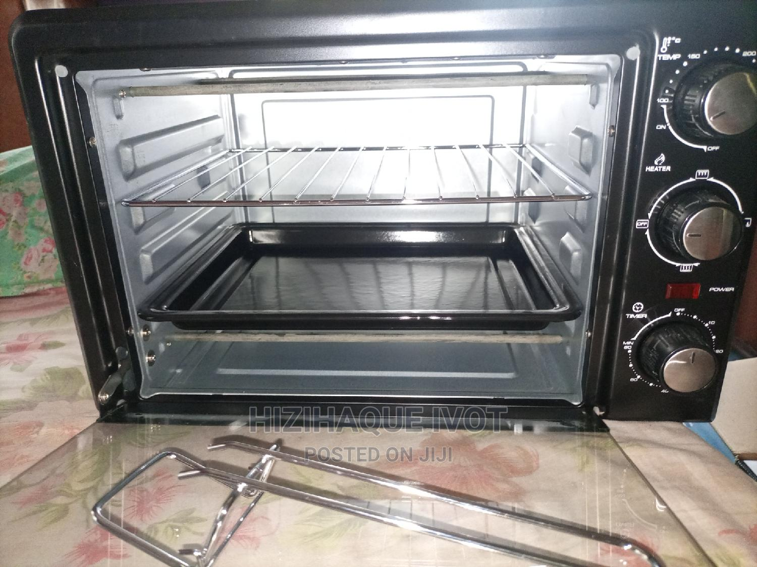 Archive: Century Electric Oven