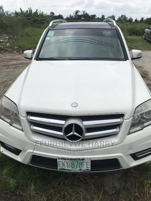 Mercedes-Benz GLK-Class 2010 350 White | Cars for sale in Delta State, Warri