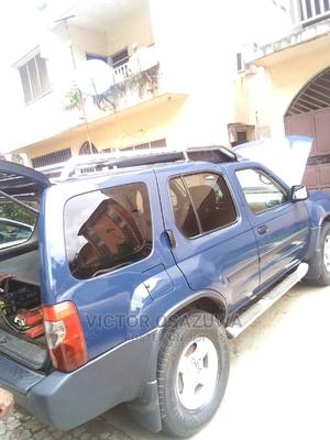 Nissan Xterra 2004 4.0 Automatic Blue | Cars for sale in Edo State, Benin City