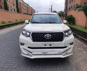 Toyota Land Cruiser 2021 White | Cars for sale in Lagos State, Ikeja