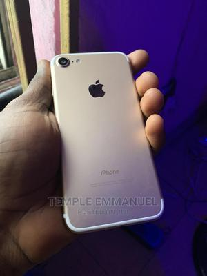 Apple iPhone 7 128 GB Silver | Mobile Phones for sale in Abia State, Aba South