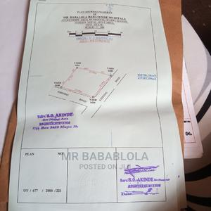 Mr Babalola   Land & Plots For Sale for sale in Oyo State, Egbeda