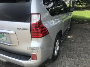 Lexus GX 2010 460 Silver | Cars for sale in Lagos State, Ajah