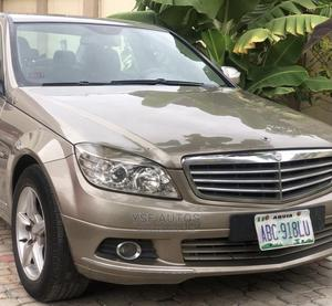 Mercedes-Benz C230 2009 Gold | Cars for sale in Abuja (FCT) State, Gwarinpa
